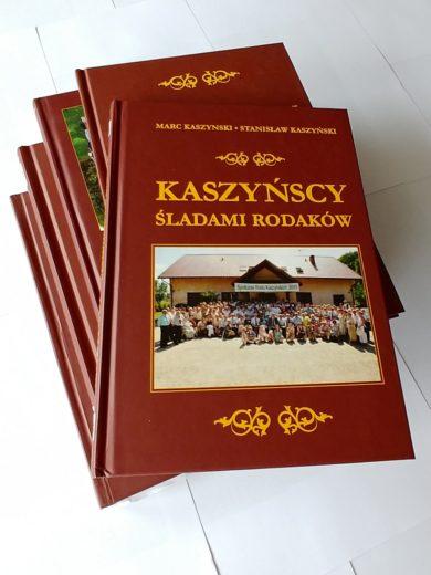 Kolekcja książek o Rodzie Kaszyńskich