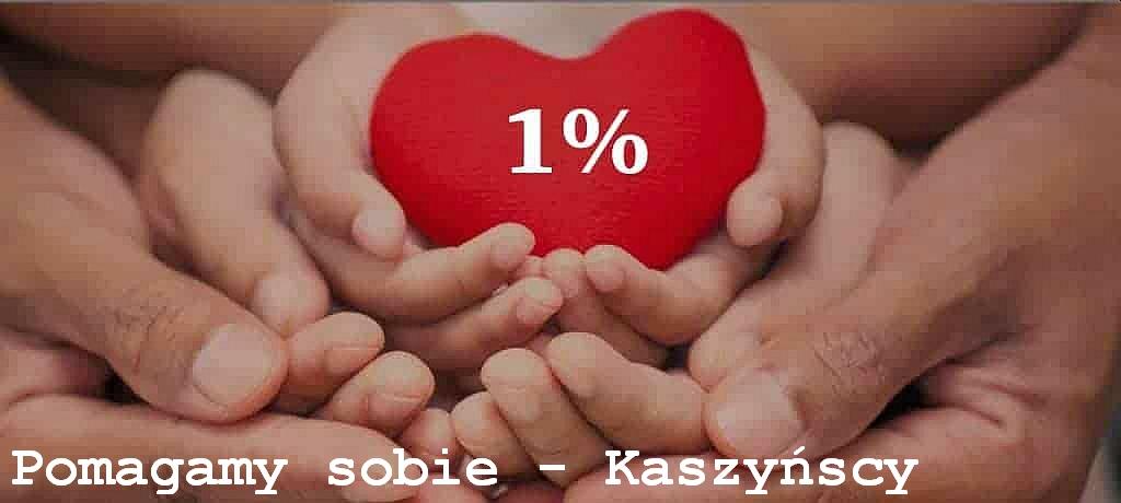 Ród Kaszyńskich pomaga w akcji 1%